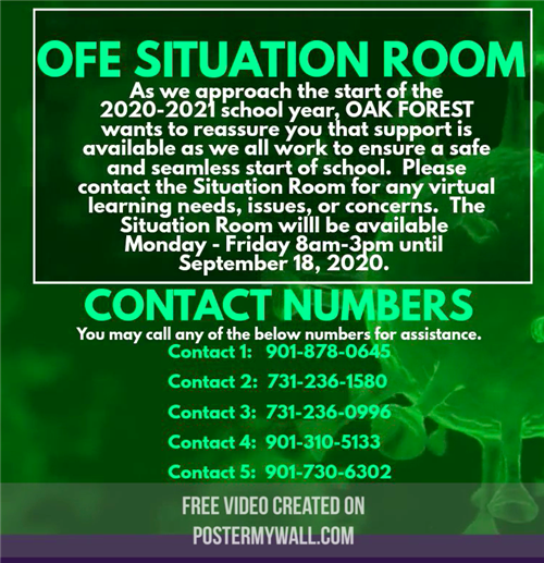 OFE Situation Room