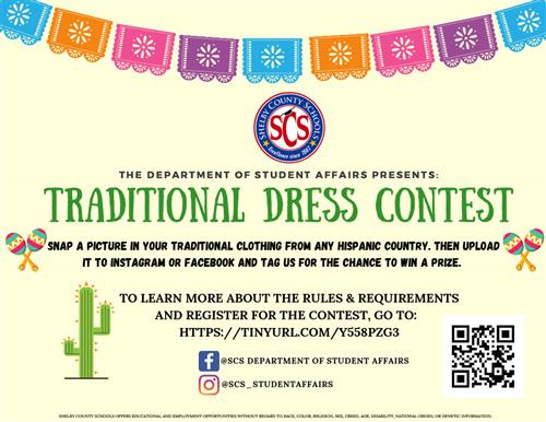 Traditional Dress Contest