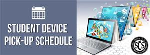 Student Device Pick Up Schedule