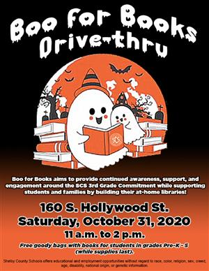 Boo for Books !!