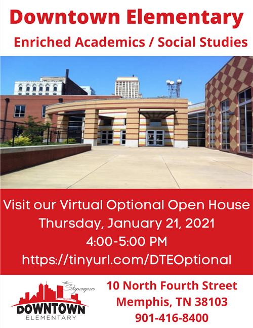 Virtual Open House Flyer