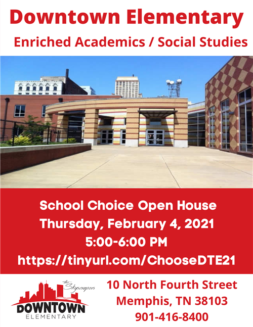 School Choice Open House
