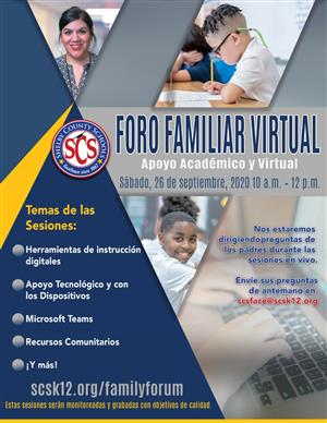 Spanish Virtual Family Forum