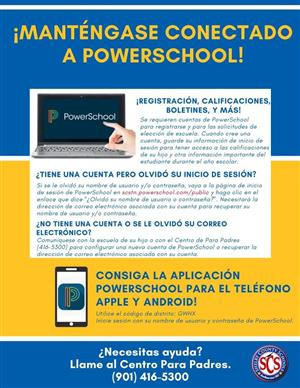 PowerSchool Spanish