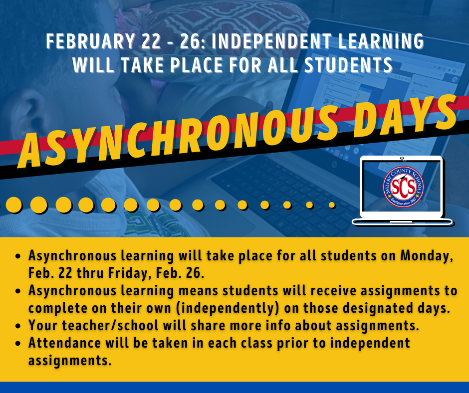 Asynchronous Learning WEEK