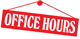 Office Hours and Contact Information