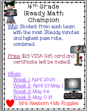 iready math challenge