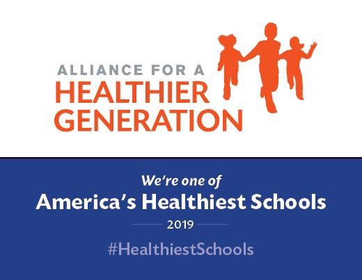 Dexter named on 2019 list of America's Healthiest Schools