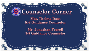 Counselors' Greeting