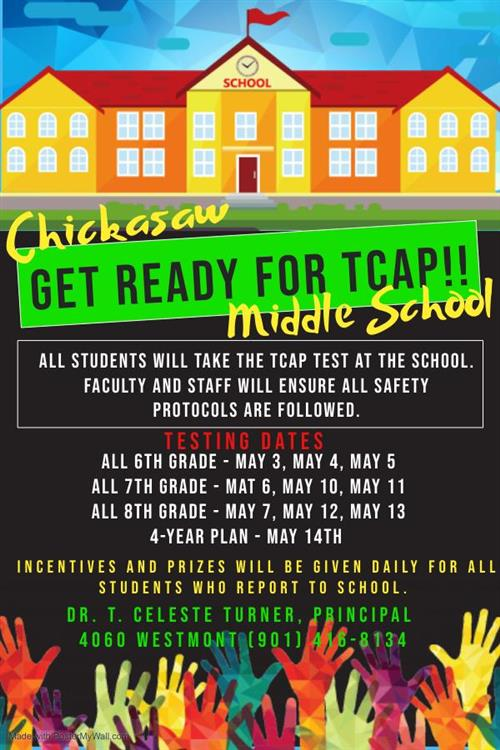 Chickasaw's TCAP Update