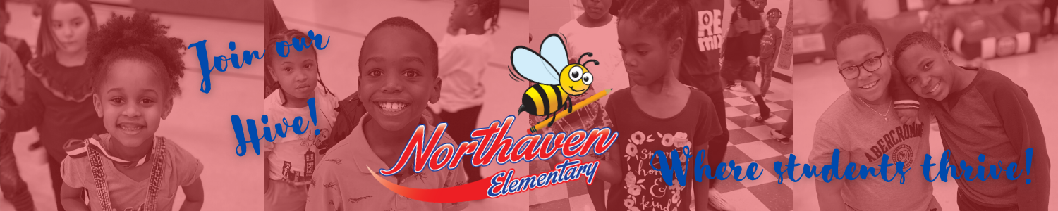 Northaven Elementary, where students thrive!