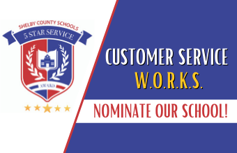 Nominate Us for a 5-Star Customer Service Award!