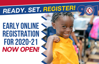Early Online Registration Now Open