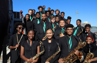 Central High Jazz Band to Perform at Prestigious Jazz Band Festival