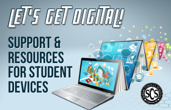Need help with your student device? We can help!