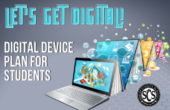 Let's Get Digital!  Device Plan for Students