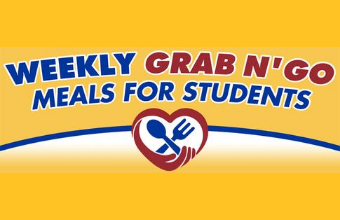 5-Day Grab n Go' Meal Packs Available for Students Every Week during School!