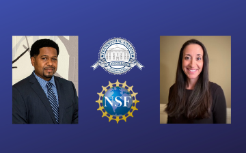 Two SCS Teachers Named Tennessee Finalists for the Presidential Award for Excellence in Mathematics and Science Teaching