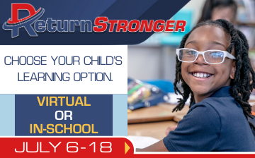 Parents Can Choose 2020-21 Student Learning Options July 6-18