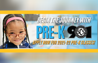 2021-22 Pre-K Applications are Now Available Online! Get Details on Eligibility & the Application R