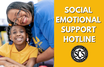 Social Emotional Support Hotline