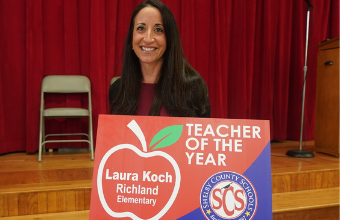 SCS Announces Teacher of the Year & Educators of Excellence