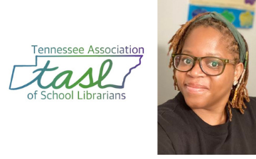 Germantown Elementary Librarian Named TASL Librarian of the Month