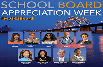 SCS Honors School Board During Appreciation Week Jan. 24-30, 2021