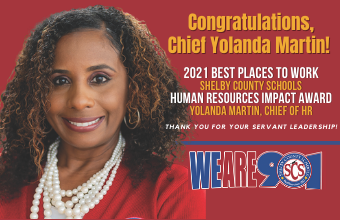 SCS Chief Of HR Receives Impact Award From Memphis Business Journal