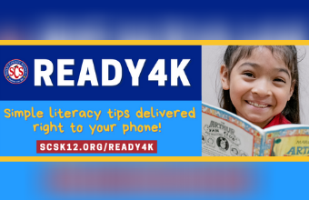 New Text Messaging Program to Help Pre-K – 3 Students with Literacy Learning at Home