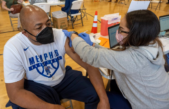 SCS Partners with Methodist LeBonheur for Employee Vaccinations