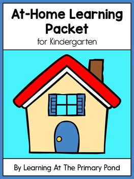 At Home Learning Packet