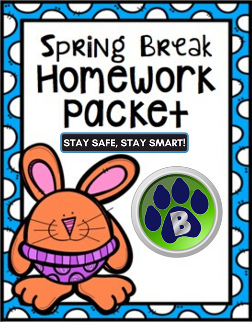 Homework Packet Link