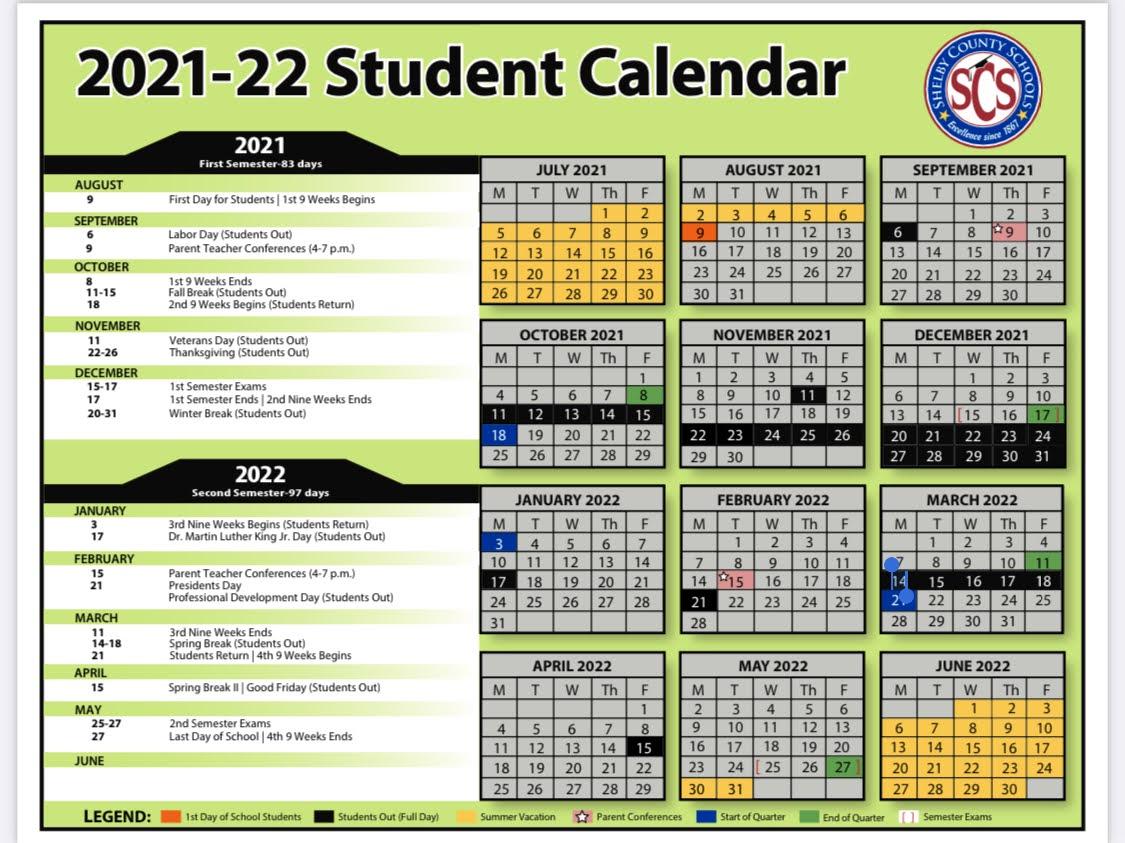 Shelby County Schools Calendar 2022.Berclair Elementary Homepage