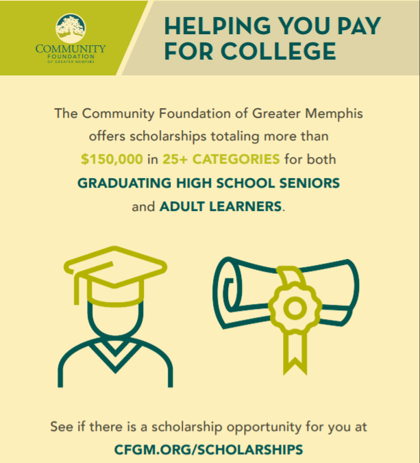 Community Foundation of Greater Memphis Scholarships