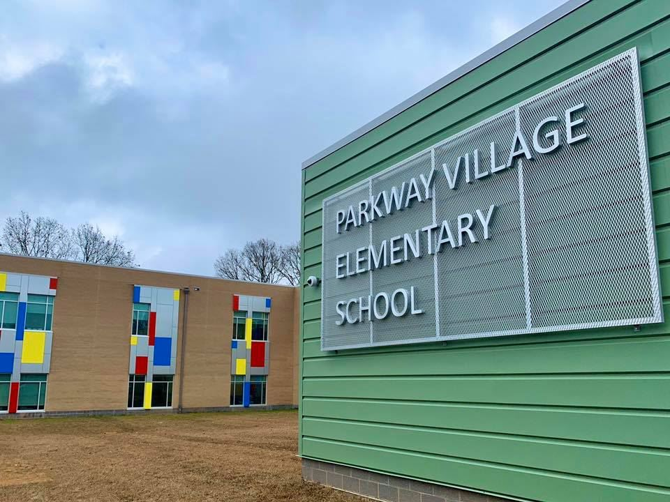 Welcome to the New Parkway Village Elementary