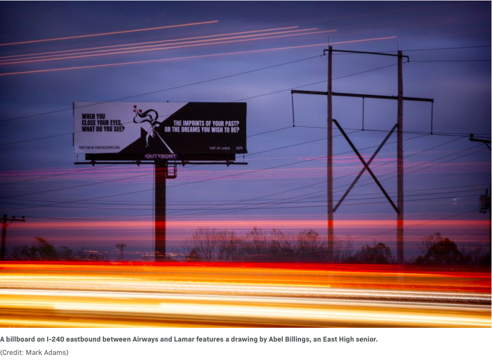 abel billings billboard
