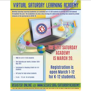 Saturday Learning Academy